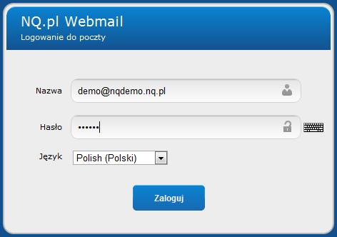 logowanie do webmaila nq.pl